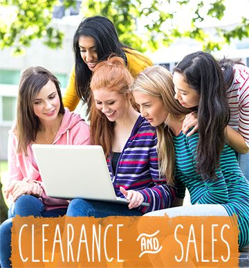 Clearance gifts and discount items