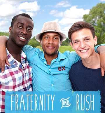 Fraternity Rush t shirts